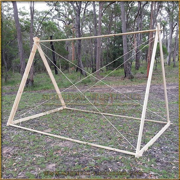 A-frame Viking tent - large