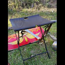 Roman folding stool image