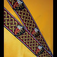 20mm MFC shield weave pattern braid
