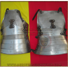 Articulated 15thC Breastplate with faulds
