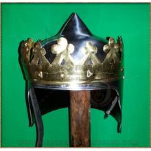 Crown Helmet
