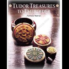 Tudor Treasures to Embroider