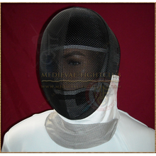 Fencing Foil Mask - removable conductive bib