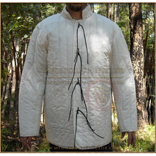 Simple Quilted Gambeson/Aketon - Jacket