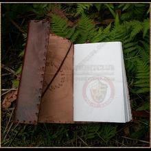 Leather Journal single stone