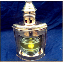 Nautical lamp - Starboard
