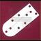 Lamellar plate/lame Steel