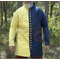 Blue and Yellow Gambeson / Jupon